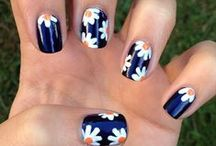 Fun Nail Ideas  / by Kate Manshack