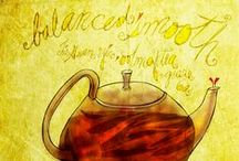 IllustraTEAve reviews© / What my #Tea says to me illustraTEAve reviews are the intellectual property of ©Jennifer R. Cook and ©design le Chat est dans l'sac/Cats in the Bag design© / by Jennifer R. Cook