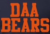 Cheer for Da Bears! / Welcome to da board of da Bears by The Hamilton Collection! / by The Hamilton Collection