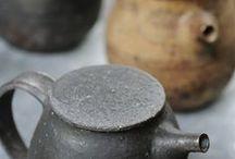 glass & pottery / by Brina Lip