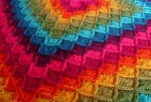 Crocheting / by Patti Craven