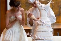 Pastissos de casament / by Sucre Glacé