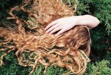 She's like one of those Botticelli chicks / / Pre-Raphelite Redheads inspiration / by Gemma Goodwin