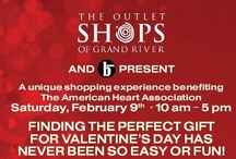 Valentine's Day at OSGR / by The Outlet Shops of Grand River