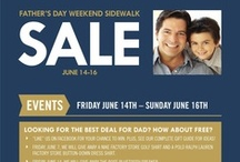 Gifts for Dad or Grad / Gift ideas for Father's Day or recent graduates at great prices. You can find all of these at the Outlet Shops of Grand River! / by The Outlet Shops of Grand River