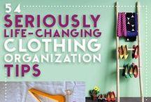 Bedroom Organization / by Patti Craven