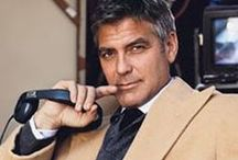 Celebrities - George Clooney / by Patti Craven