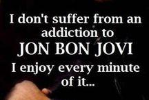 Celebrities - Bon Jovi / by Patti Craven