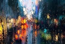 rain / by Lee Jackson