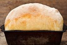 Bread Recipes / by Elizabeth Thomas
