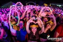 The Experience / From the stages and the sound to the pyrotechnics and the performers, there are so many unique elements that go into creating an Insomniac event; but the most important one is you—our Headliners! / by Insomniac Events