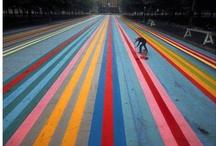 Colors & Palettes / by Lacy Brunnette