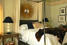 beautiful bedrooms / by Sandra LLuberes