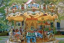Carousels: Carousel / by Alice Aldridge Saucier