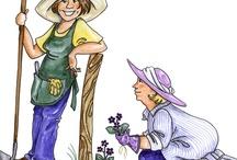 Gardening / by Judy Bond
