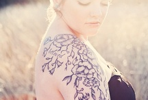inked. / by Kaitlynn Rudberg