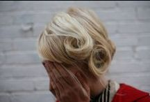 Hair-do's / pretty colors, styles, and curls / by Anna Kuhlman