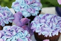 Cakes / by Patty Gerker