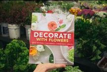 Decorate: Guest Curated by Holly Becker / Design, décor, and style, curated by Holly Becker of Decor8. Her newest book, Decorate With Flowers, is available now at a bookstore near you. / by Chronicle Books