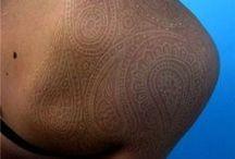 Pale tattoo craze / by Tideland
