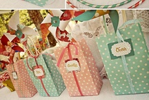 Baby shower ideas / by Edie Blough