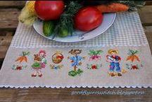 cross stitch projects / by rusyena