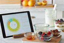 Smart Food Scale / Less about weight, more about you! Our smart food scale provides nutritional information and recipe tracking for the food YOU prepare.  / by The Orange Chef