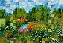 Quilting / by Priscilla Girard