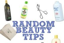 pretty tips! / by Ashley Nicole