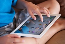 Technology in the Classroom / iPads, computers, smart boards and more! / by Lindsey Gillespie