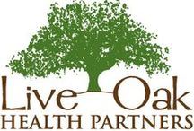 Live Oak Health Partners / Live Oak Health Partners is CTMC's primary and specialty care physicians group.  / by Central Texas Medical Center