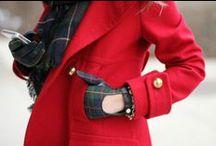 Fall Into Winter Fashion / by Caroline Serbin