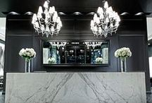 Inspiring Salon Interiors / A look inside some of the most inspiring hair salon interiors in the world. / by Hairdressers Journal