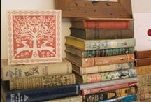 Books and Bookish Things / by Joanna Kenny