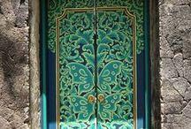 Doors and windows / by Joanna Kenny