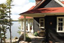 Lake House / Plans for the house up at the lake. / by Jacqulyn Looney