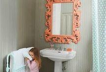 Home: Best Bathroom / I'd use a bathroom like that. / by Rosalie