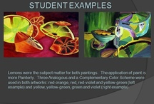 ART ed - classroom ideas and resources / links to art ed blogs, sites, projects and stuff. / by Danielle Titus