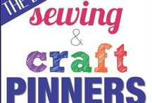 Sewing Blogs/People to Follow / Here's a growing list of some of the sewing blogs that I follow on a regular basis.  / by Shannon (Little Kids Grow)