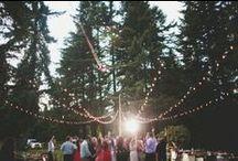 Wedding Lighting / by Whimsical Wonderland Weddings