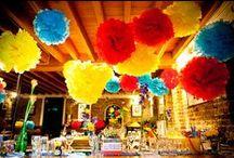 Pom Poms / by Whimsical Wonderland Weddings