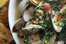 Dinner - Seafood / by Christina Yamasaki