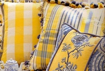 Decorating With Pillows / by Sherry Littlejohn
