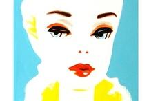 Barbie Art A Go Go / by Carol Roberts