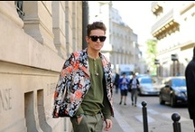 STREET STYLE / by Fashiongentix by Christian Wibowo