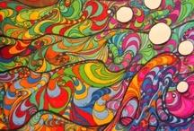 Psychedelia A Go Go / by Carol Roberts
