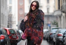 Cool & Cold  / Fall and Winter fashion / by Elena Aida