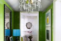 color / by Kim Lemmon/The Green Room Interiors
