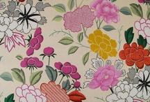 fabrics i luv / by Kim Lemmon/The Green Room Interiors