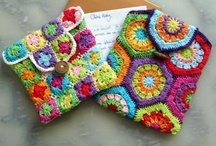 Crochet~Art~ & Quilts~  Sewing~ / by Jennifer Lyn